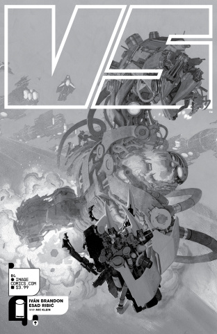VS #4 (Cover C)