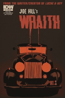 Wraith: Welcome To Christmasland #5 (Subscription Cover)