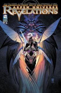 Aspen Universe: Revelations #3 (Steigerwald Cover)