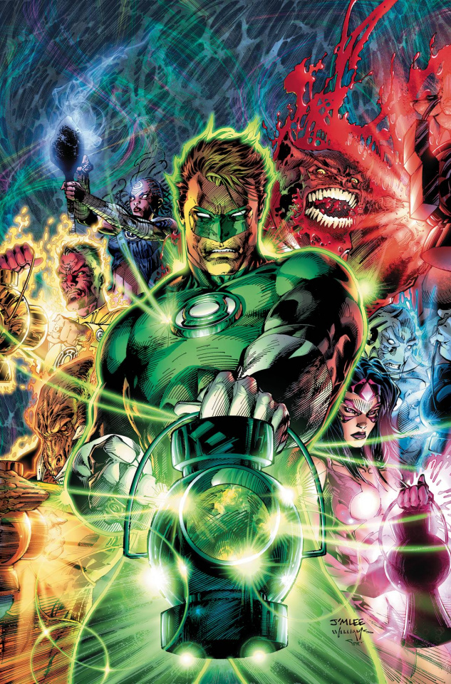 Green Lantern: 80 Years of the Emerald Knight