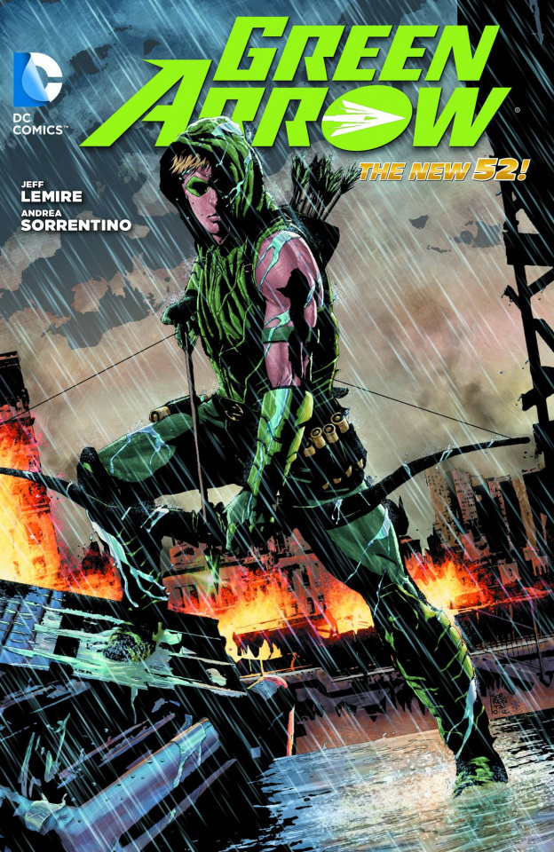 Green Arrow Vol. 4: The Kill Machine