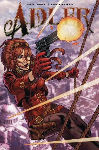Adler #5 (Erskine Cover)