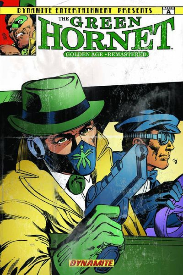 Green Hornet: Golden Age Remastered