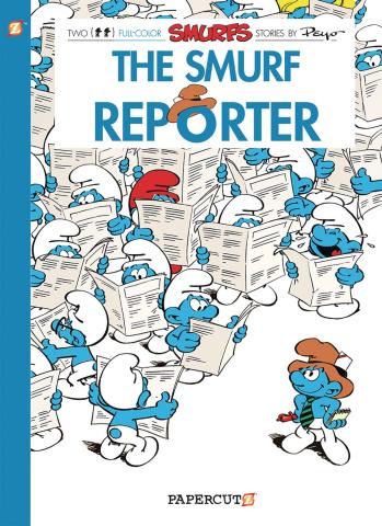 The Smurfs Vol. 24: The Smurf Reporter