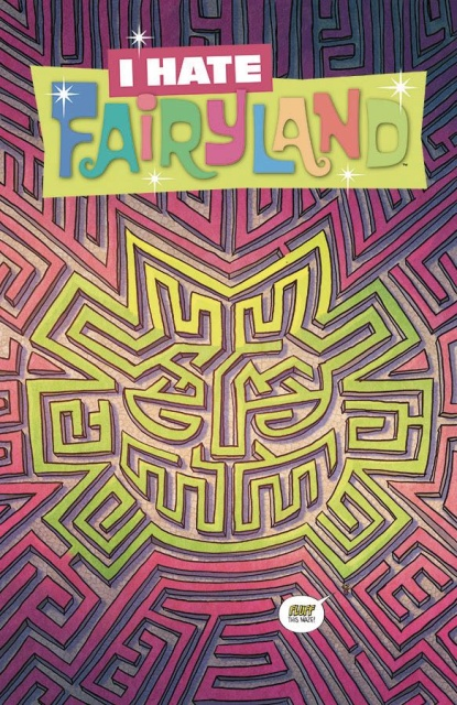 I Hate Fairyland #14 (Young Cover)