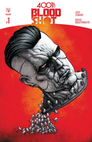 4001 AD: Bloodshot #1 (Lee Cover)