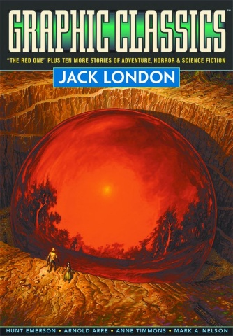 Graphic Classics Vol. 5: Jack London