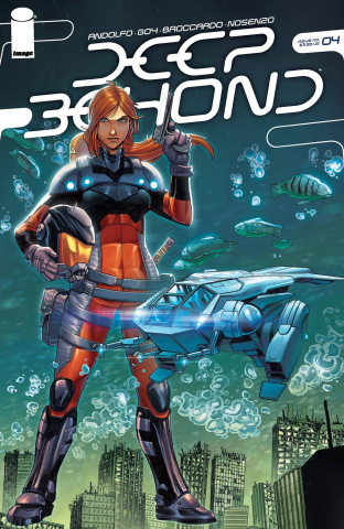 Deep Beyond #4 (Broccardo Cover)