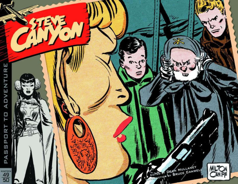 Steve Canyon Vol. 2: 1949-1950