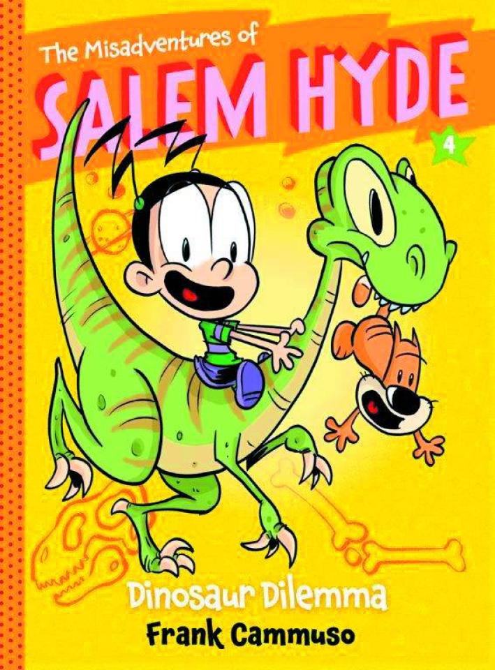 The Misadventures of Salem Hyde Vol. 4: Dinosaur Dilemma