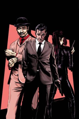 James Bond: 007 #4 (40 Copy Mooney Virgin Cover)