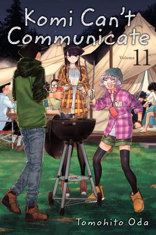 Komi Can't Communicate Vol. 11