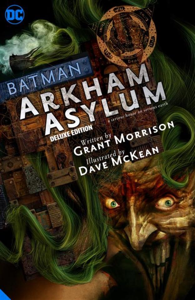 Batman: Arkham Asylum (The Deluxe Edition)