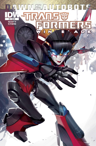 The Transformers: Windblade #2: Dawn of the Autobots