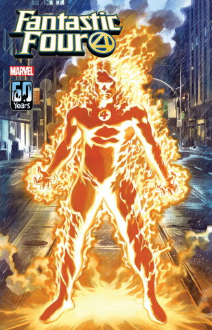Fantastic Four #37 (Massafera Cover)