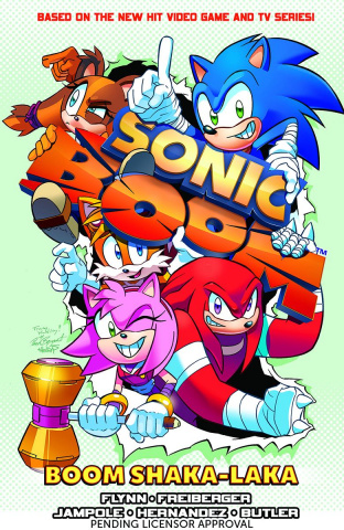 Sonic Boom Vol. 2: Boom Shaka Laka