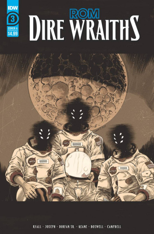 ROM: Dire Wraiths #3 (Pizarri Cover)