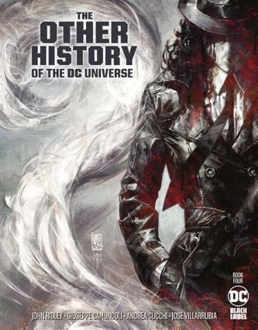 The Other History of the DC Universe #4 (Giuseppe Camuncoli & Marco Mastrazzo Cover)