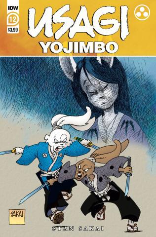 Usagi Yojimbo #12