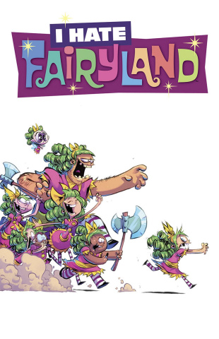 I Hate Fairyland #11 (Young Cover)