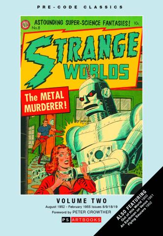 Strange Worlds Vol. 2