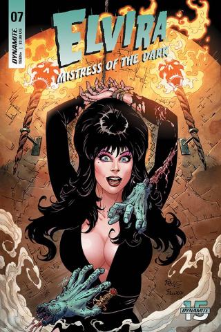 Elvira: Mistress of the Dark #7 (Royle Cover)