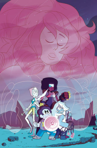 Steven Universe #1 (Subscription Sygh Cover)