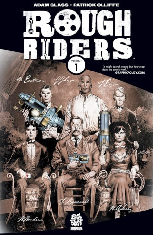 Rough Riders Vol. 1