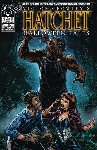 Hatchet: Halloween Tales #1 (Mesarcia Cover)
