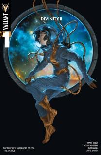 Divinity II #1 (2nd Printing)