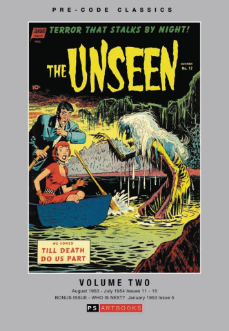 The Unseen Vol. 2