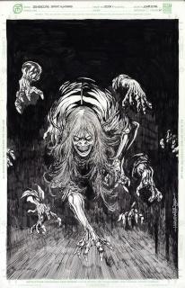 Spirit Hunters #1 (Tolibao Cover)
