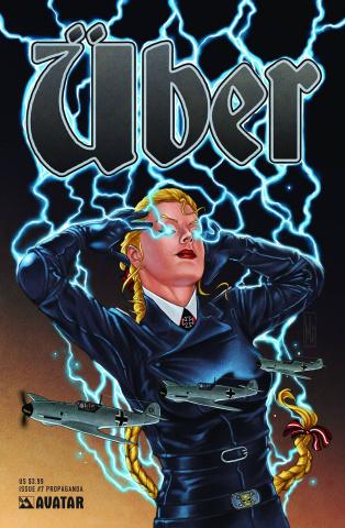 Über #7 (Propaganda Poster Cover)
