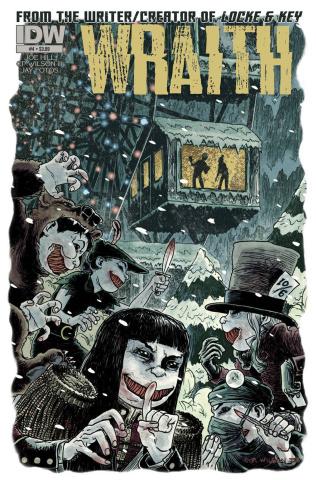 Wraith #4