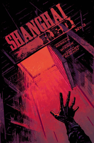 Shanghai Red #3 (Hixson Cover)