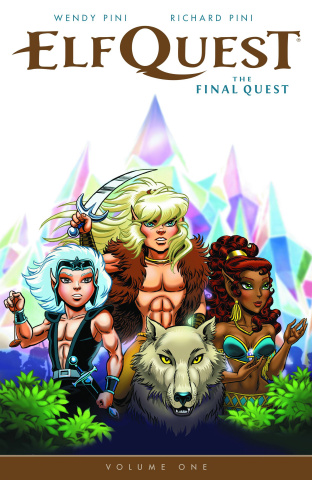 ElfQuest: The Final Quest Vol. 1