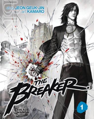 Breaker Vol. 1 (Omnibus)