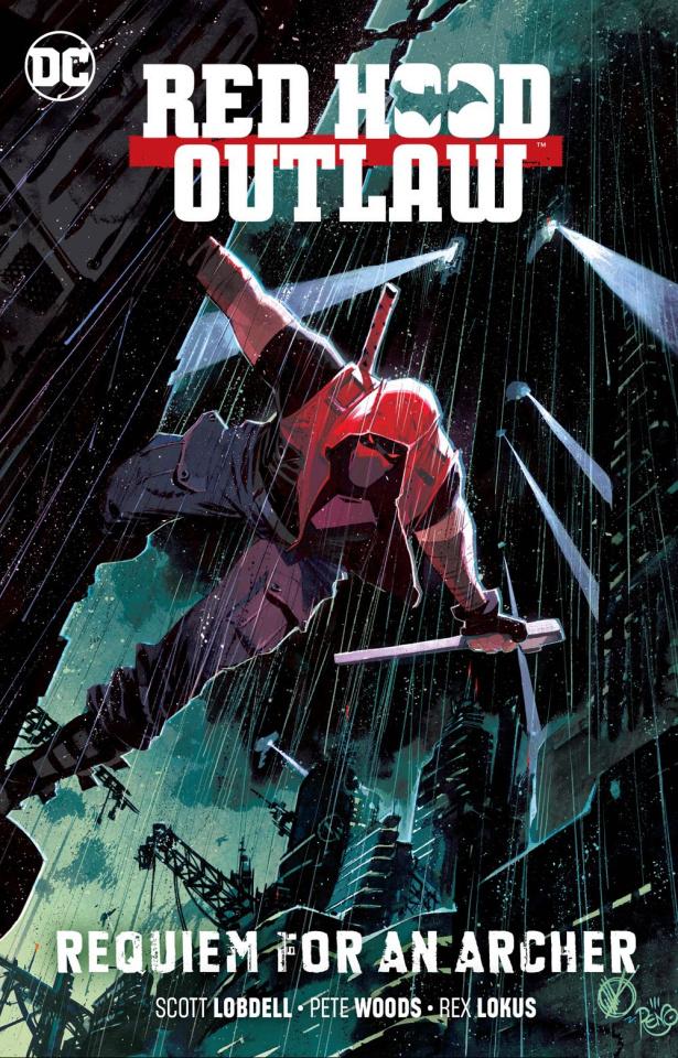 Red Hood: Outlaw Vol. 1: Underlife