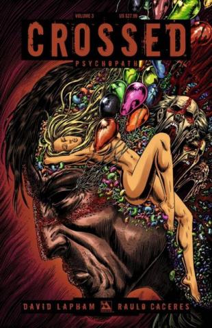 Crossed Vol. 3: Psychopath