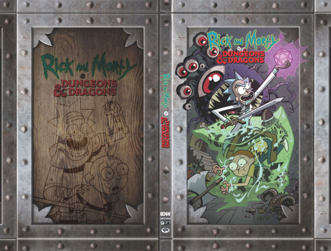 Rick and Morty vs. Dungeons & Dragons Box Set