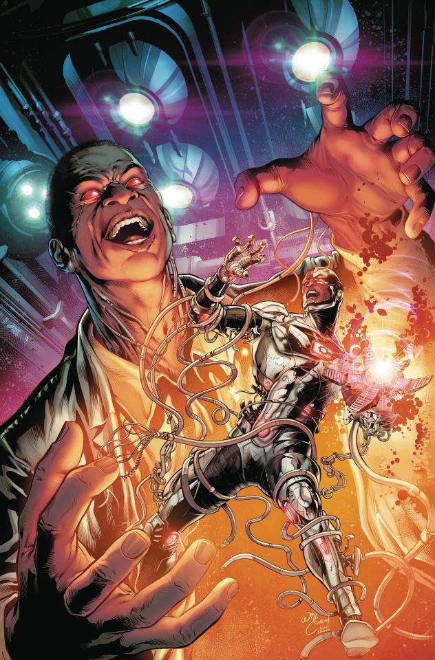 Cyborg #9