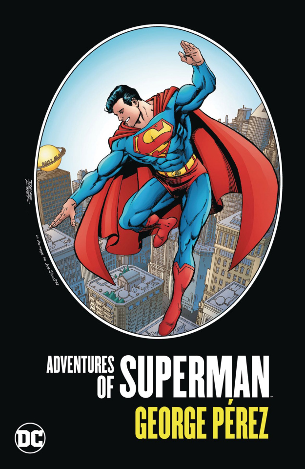 The Adventures of Superman by George Perez