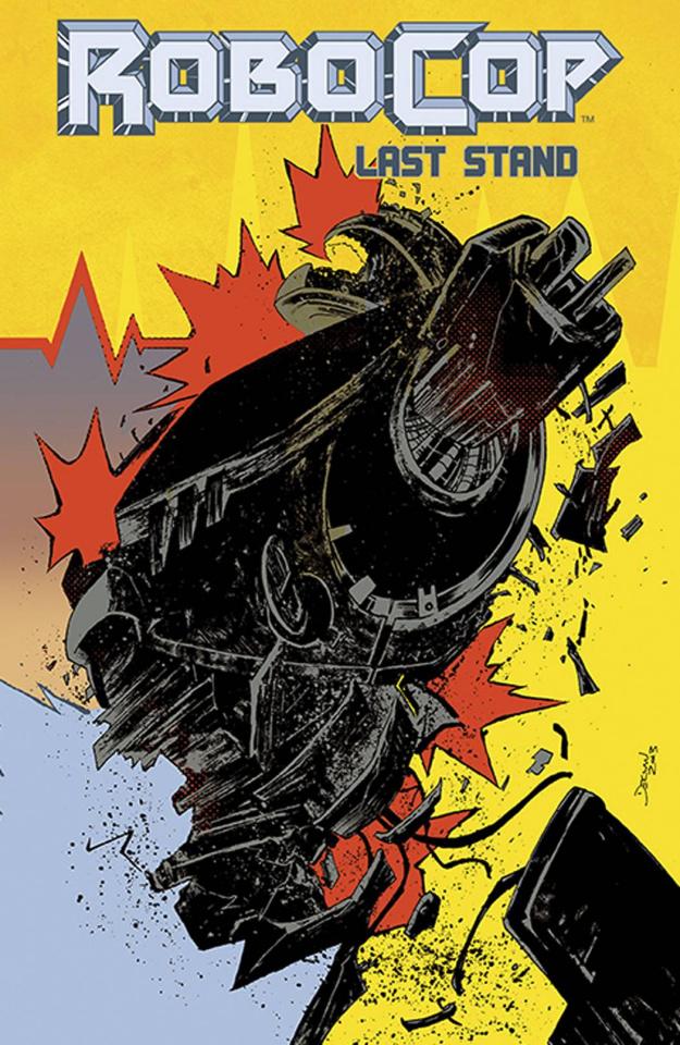 RoboCop: Last Stand #7