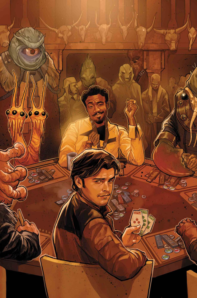 Star Wars: Solo #3
