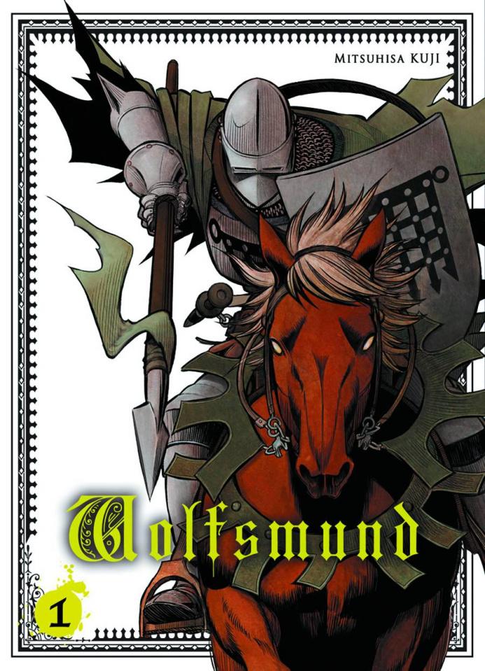 Wolfsmund Vol. 1