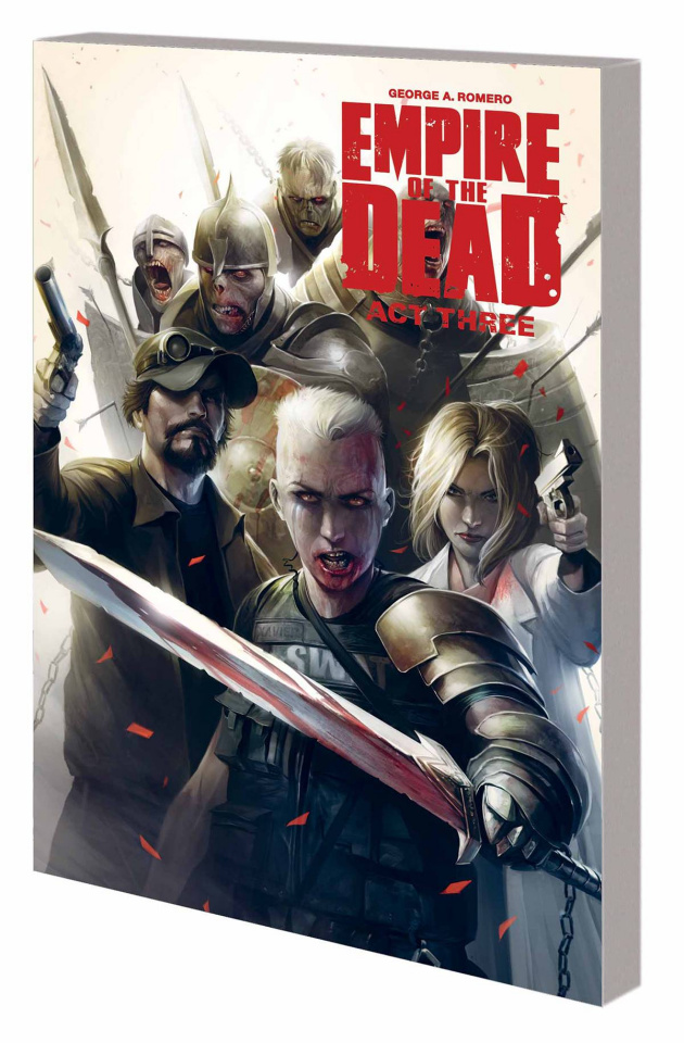 Empire of the Dead: Act Three