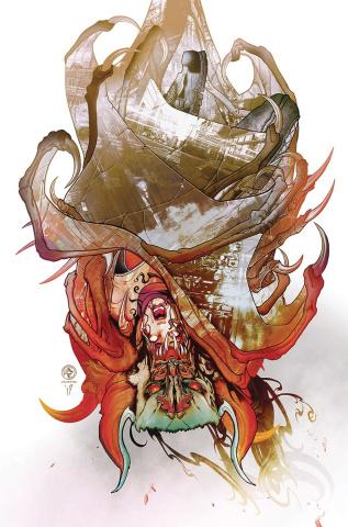 Van Helsing vs. Dracula's Daughter #1 (Colapietro Cover)