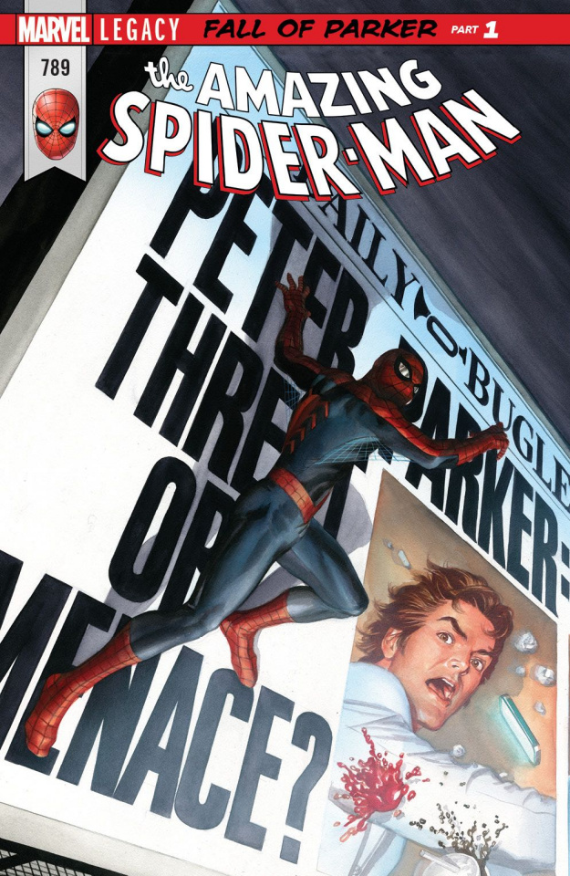 The Amazing Spider-Man #789: Legacy