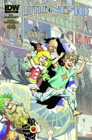 Little Nemo: Return to Slumberland #1 (Subscription 2nd Printing)