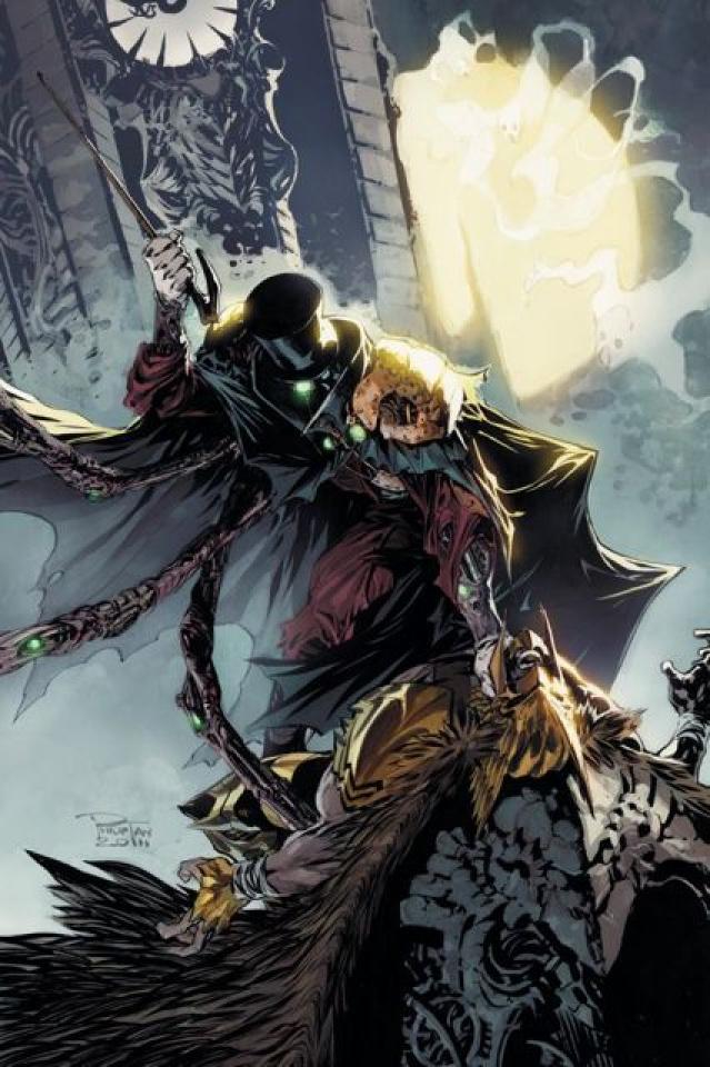 The Savage Hawkman #6